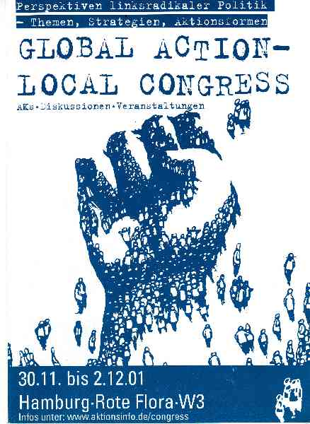 Titelbild: Global Action Local Congress