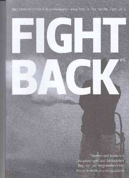 Titelbild: Fight Back