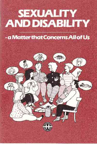 Titelbild: Sexuality and disability