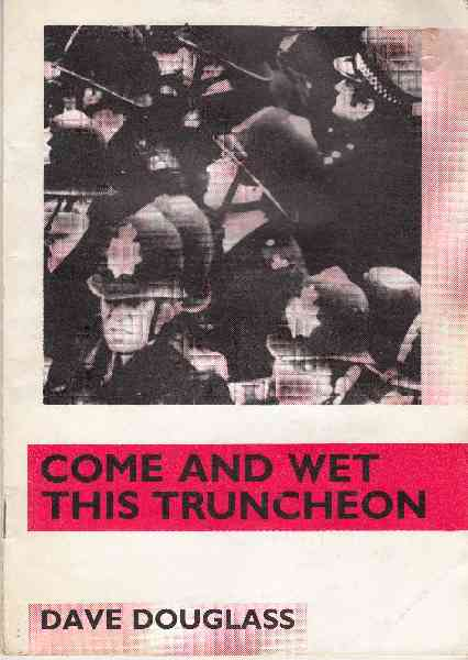Titelbild: Come and wet the truncheon