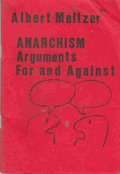 Titelbild: Anarchism arguments for and against