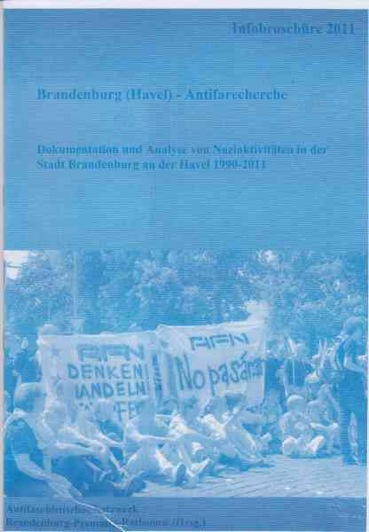 Titelbild: Brandenburg Havel Antifarecherche