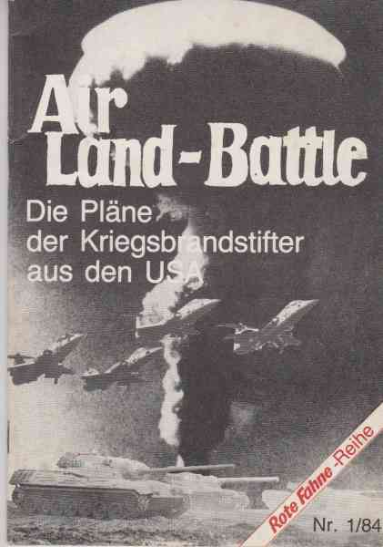 Titelbild: Air Land Battle