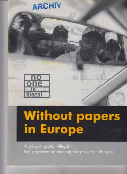 Titelbild: Without papers in Europe