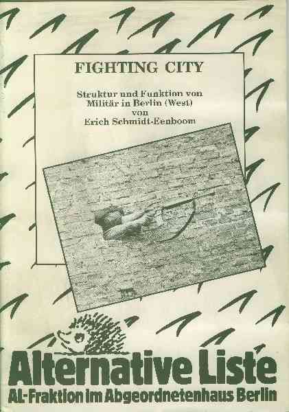 Titelbild: Fighting City