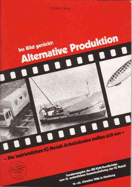 Titelbild: Alternative Produktion